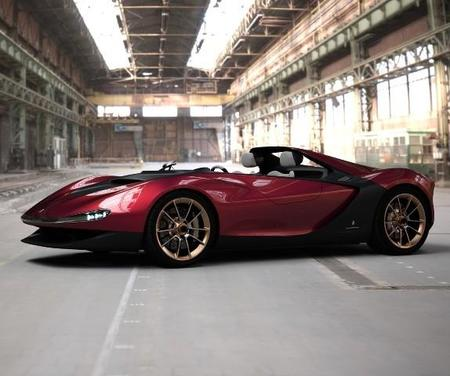 Se producirán seis unidades del Pininfarina Sergio Concept
