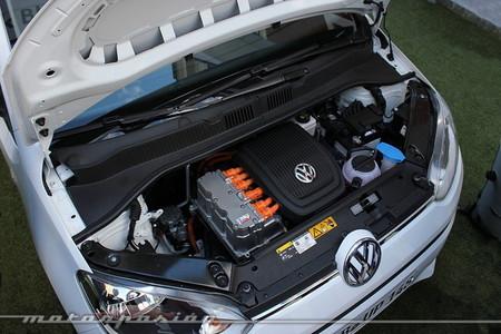 Volkswagen e-up! - vano motor