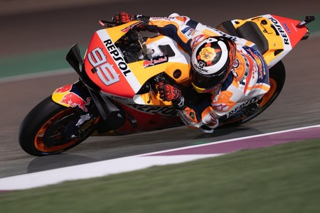 Jorge Lorenzo Debut Honda