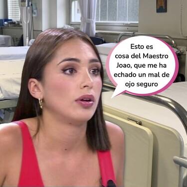 Este es el motivo del preocupante ingreso en el hospital de Sandra Pica horas antes de la final de 'Supervivientes'