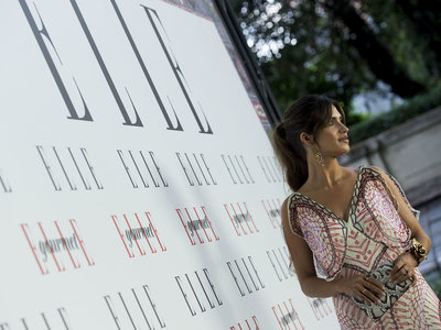 La coleta de Sara Carbonero y el moño de Eva González protagonistas de los Premios Elle Gourmet 2017