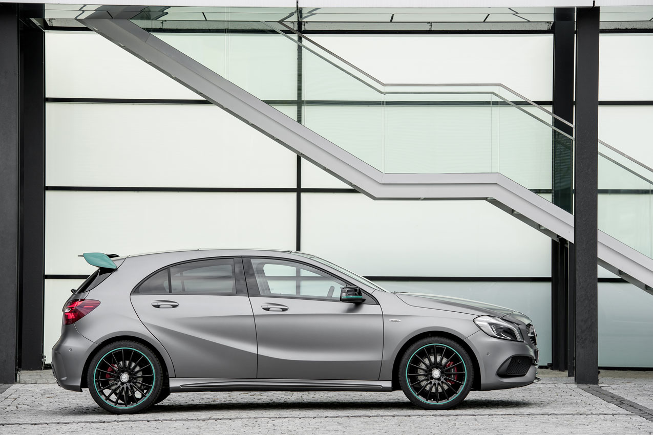 Foto de Mercedes-Benz Clase A 2015 (36/43)