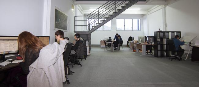 Oficinas de Pulsar Concept