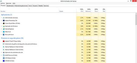 Cierra definitivamente una aplicación en Windows 8.1
