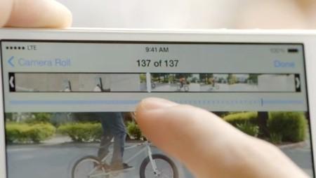 Imagen de la semana: el vídeo slow motion en el iPhone 5s