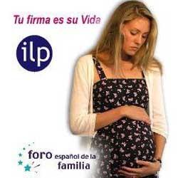 Recogida de firmas para una Ley de apoyo a la mujer embarazada