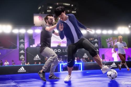 Seis años después, volveré a FIFA por VOLTA: EA se ha dado cuenta del interés por el fútbol callejero [E3 2019]