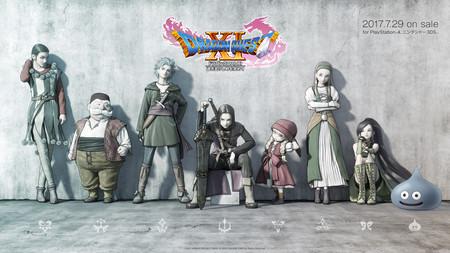 Dragon Quest XI  llega la próxima semana a Japón y aquí tienes su prólogo cinemático