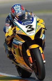Max Biaggi podría volver a MotoGP