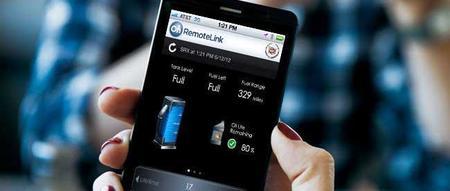 General Motors OnStar RemoteLink