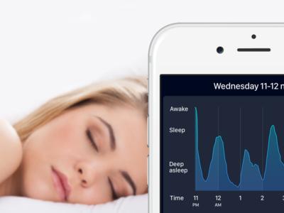 Una razón más para usar Sleep Cycle en el iPhone: si se queda sin batería, también te despierta