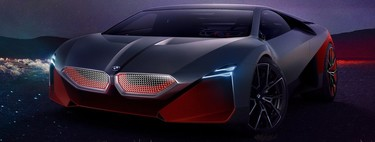 BMW Vision M Next: El futuro de los M tiene tintes de híbrido enchufable y hasta conducción autónoma
