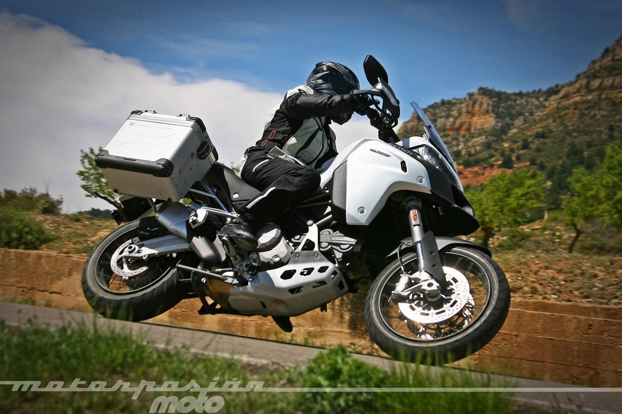 Foto de Ducati Multistrada 1200 Enduro - Acción (23/37)