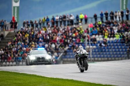 ¡Bombazo! Yamaha suspende a Maverick Viñales: no correrá en Austria por operar de forma irresponsable en su moto