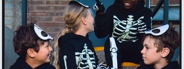 Zara y H&M tienen los disfraces más bonitos de Halloween para niños y niñas