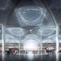 Así es como lucirá la espectacular terminal de aeropuerto más grande del mundo