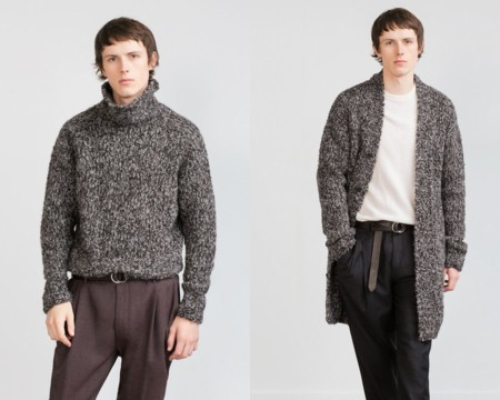 Zara Studio Hombre Coleccion Invierno 2015