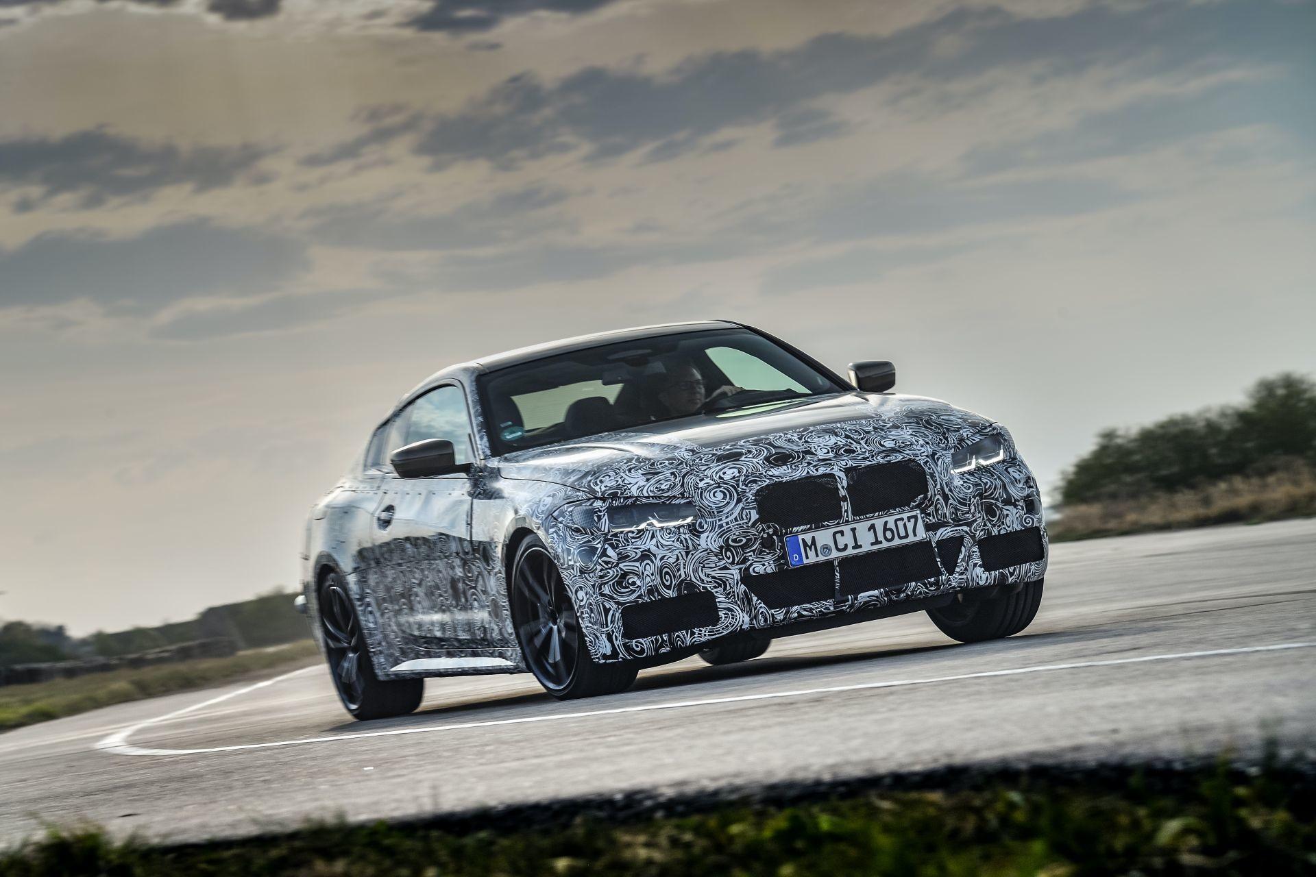 Foto de BMW Serie 4 2021 (fotos espía) (6/38)