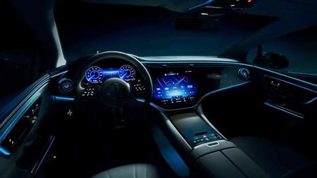 Mercedes Benz Eqe 2022 Teaser