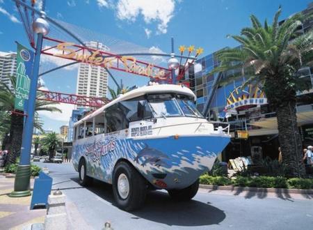 Aquabus, visitas anfibias en ciudades del mundo