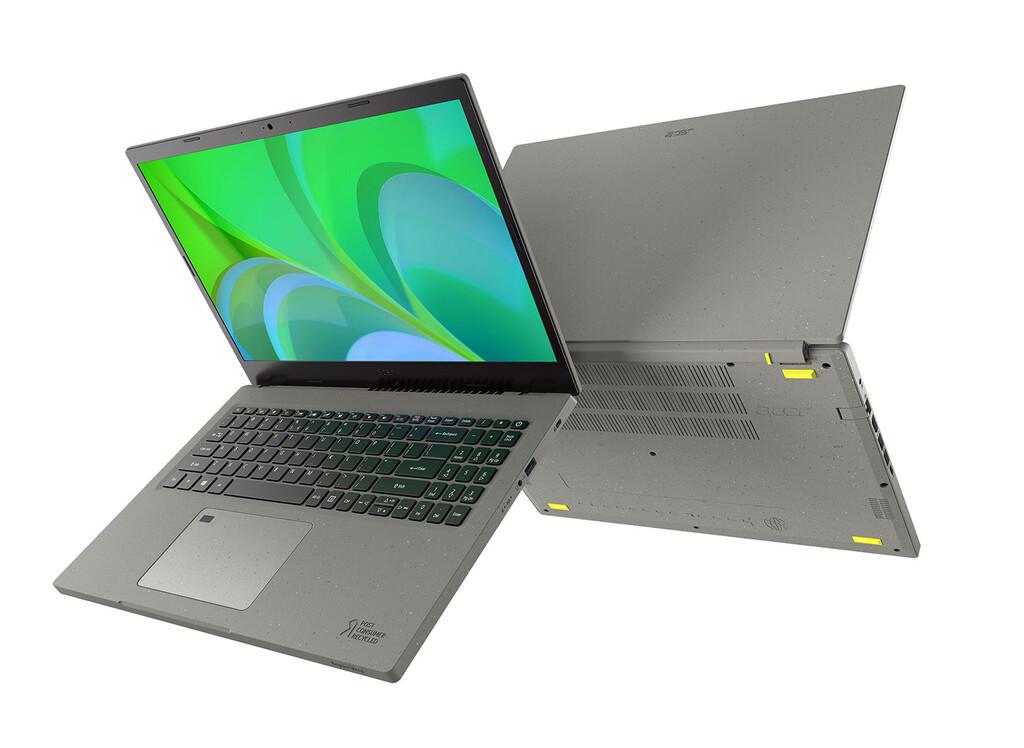Acer Aspire Vero, Aspire 7 y Spin 5: Los portátiles domésticos de Acer se renuevan con lo último de Intel y AMD