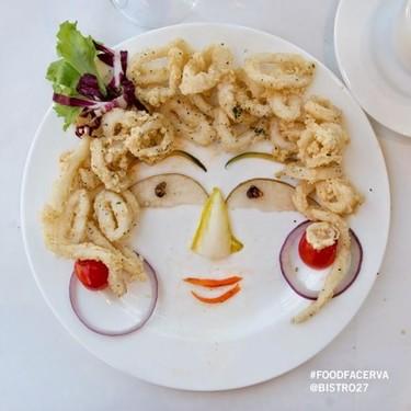 Noah Scalin: creando rostros con alimentos