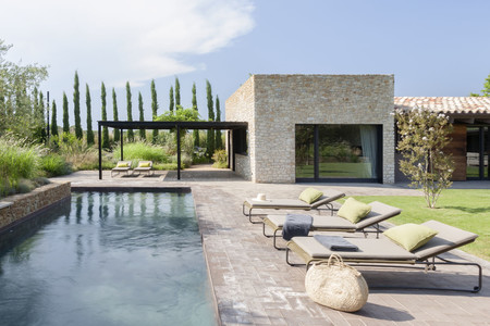 Dos propuestas de decoración de terrazas de la mano del estudio Miouca Barcelona