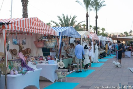 Night Market Sotogrande