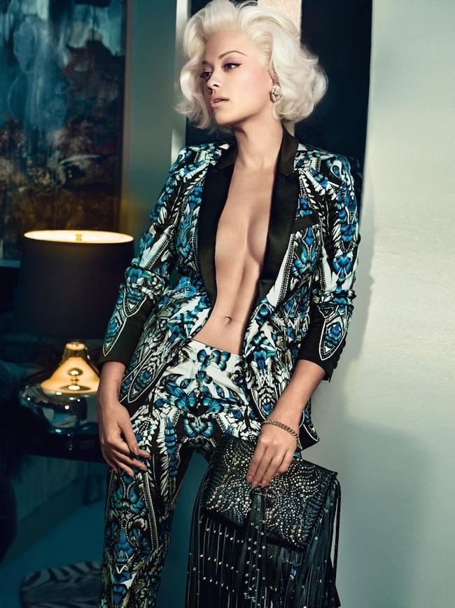 Foto de Rita Ora para Roberto Cavalli (4/6)