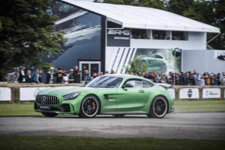 Así fue el estreno del Mercedes-AMG GT R, en 19 imágenes
