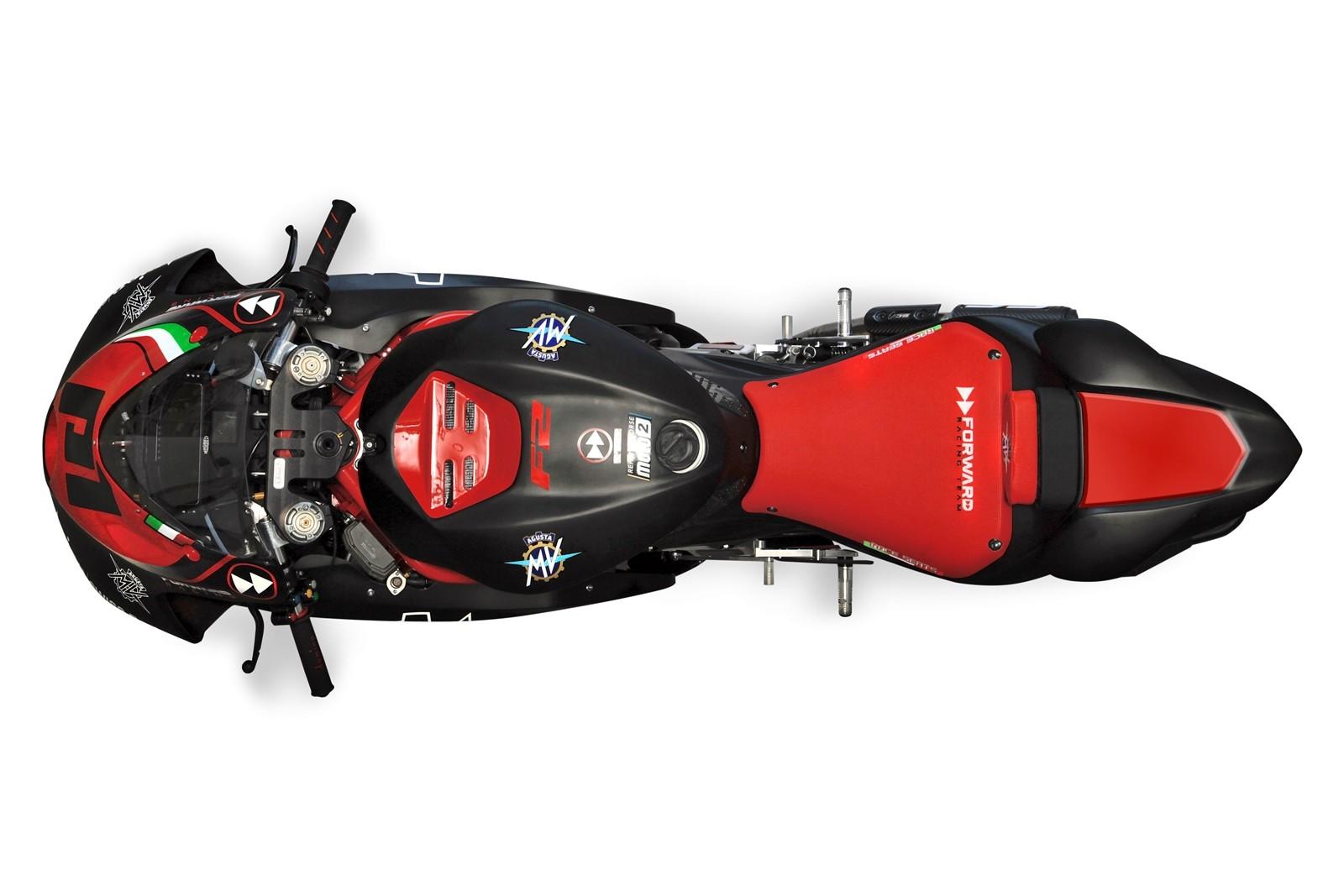 Foto de MV Agusta F2 Moto2 2019 (1/9)