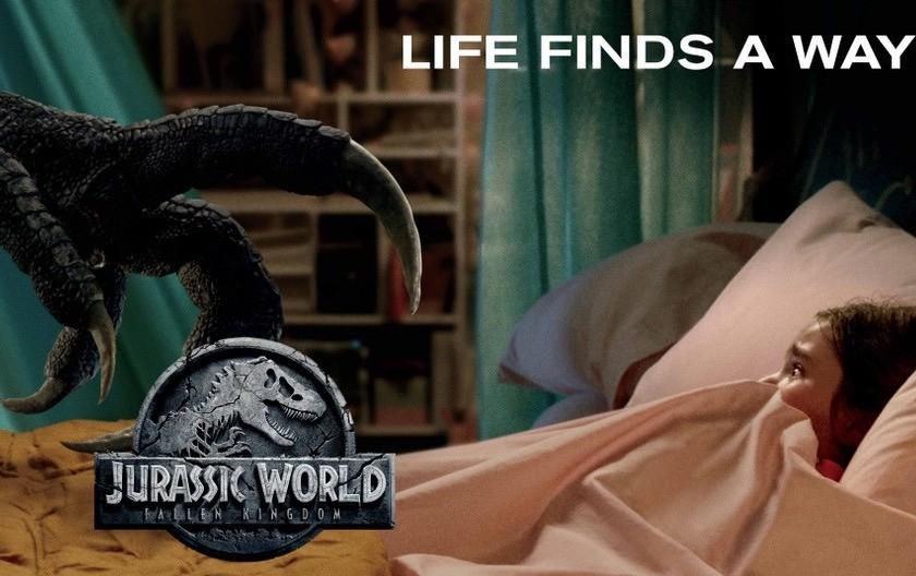 24 Disparates De Jurassic World El Reino Caído Un