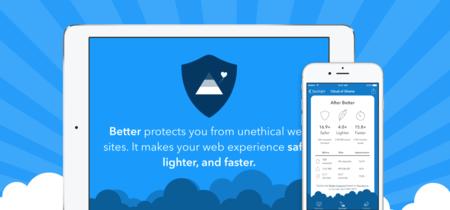 Better, el complemento de Safari en iOS para ahorrarte batería, datos y tiempo
