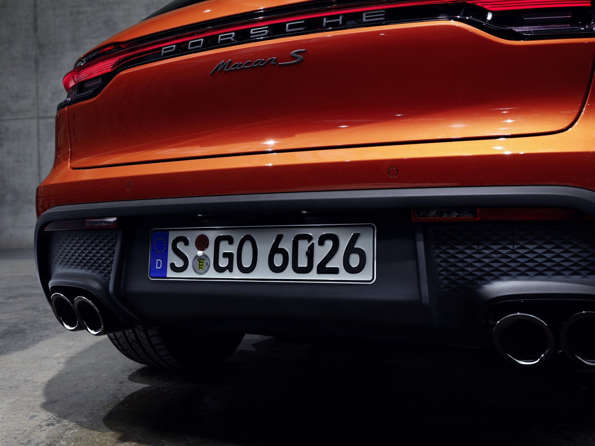 Foto de Porsche Macan 2022 (17/59)