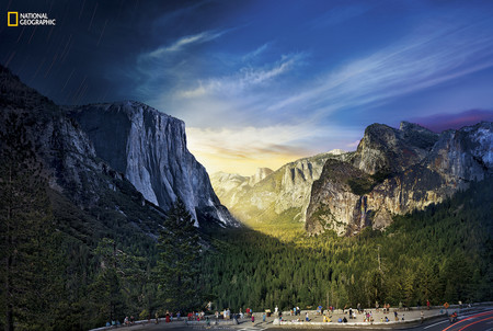 Yosemite Day To Night