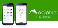 Dolphin Browser se renueva en su versión 10 para Android