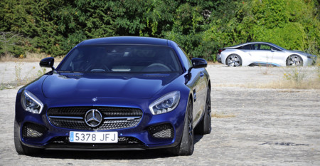 Mercedes Bmw 1