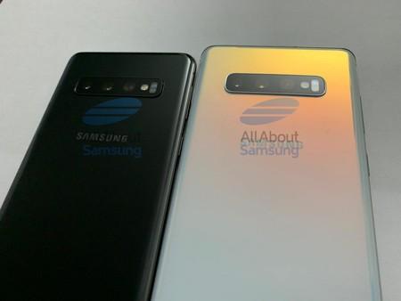 Samsung Galaxy S10 S10 Plus Filtracion Camara