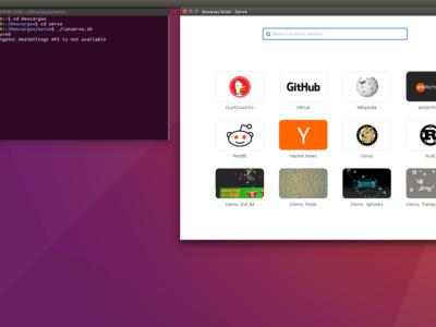 Probamos Servo, el nuevo motor de renderizado de Mozilla para el Firefox del futuro
