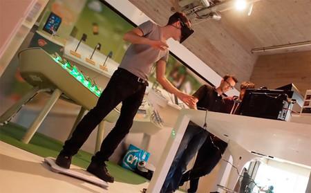 Siéntete como en el aerodeslizador de 'Back to the Future II' con Oculus Rift