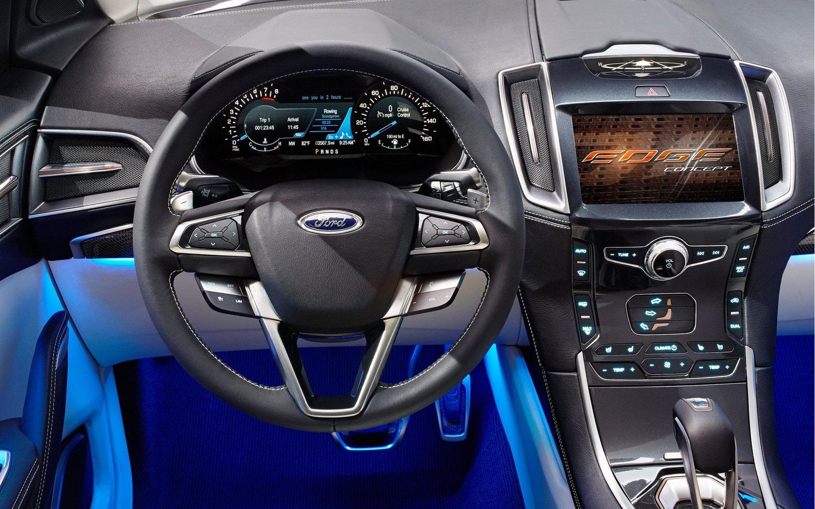 Foto de Ford Edge Concept (8/14)
