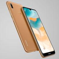 Huawei Y6 2019: mucha pantalla, poca RAM, lector de huellas y trasera de cuero artificial