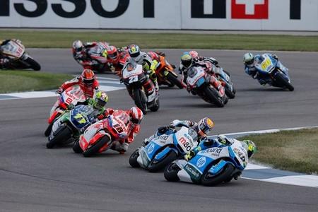MotoGP República Checa 2013: nuevo compuesto de Dunlop, ¿tendrá algo que ver el cabreo de Pol?