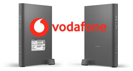 Vodafone empezará a instalar su nuevo router Wi-Fi 6 a algunos clientes convergentes en las próximas semanas