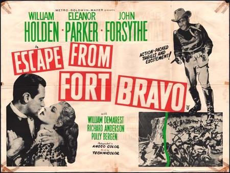 Western: 'Fort Bravo' de John Sturges