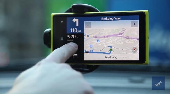Nokia adopta la marca HERE en Windows Phone y libera sus apps para toda la plataforma