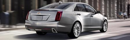 Cadillac Cts Back