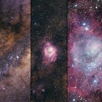 Este vídeo explica porqué no es lo mismo hacer una foto a las estrellas con un móvil que con un equipo de astrofotografía