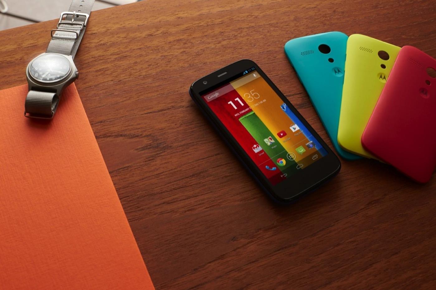 Foto de Motorola Moto G (1/23)