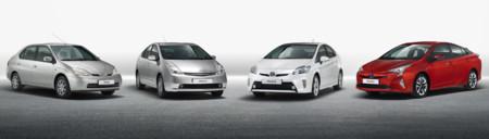 Toyota Prius 2016, comparativa visual